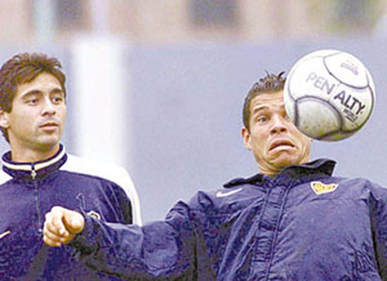 Cristian Traverso y Óscar Córdoba