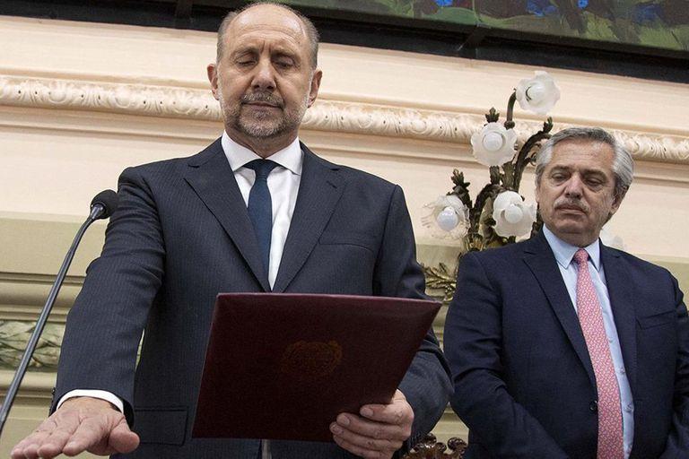 """Fernández repudió el ataque contra Perotti: """"No debemos tolerar a los violentos"""""""