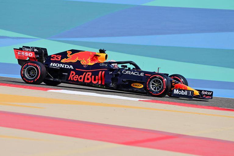 Fórmula 1: Verstappen se dio un gusto ante Mercedes pensando en Bahrein