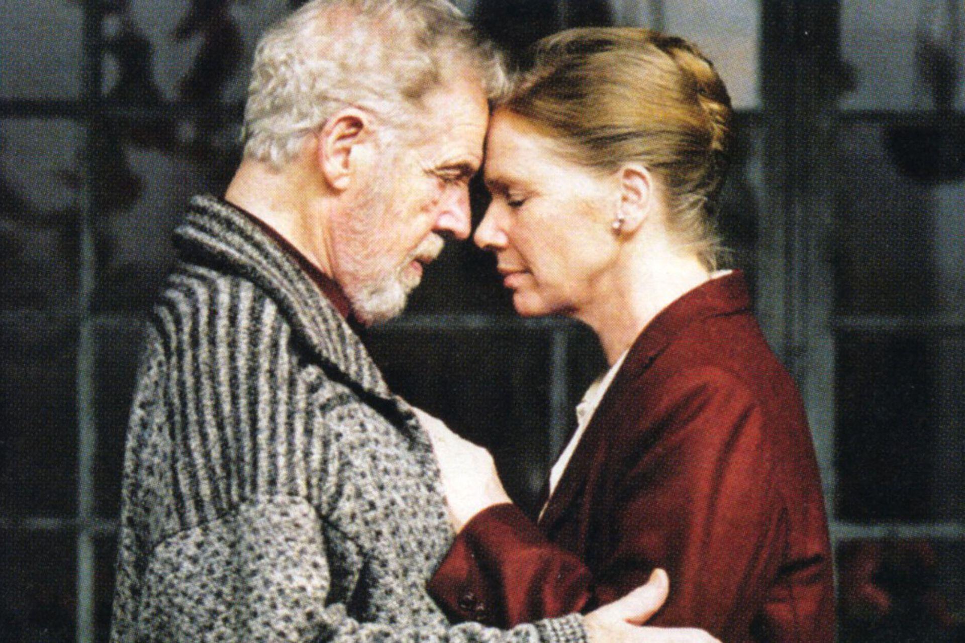 Sarabanda, la despedida cinematográfica del cineasta sueco, en 2003