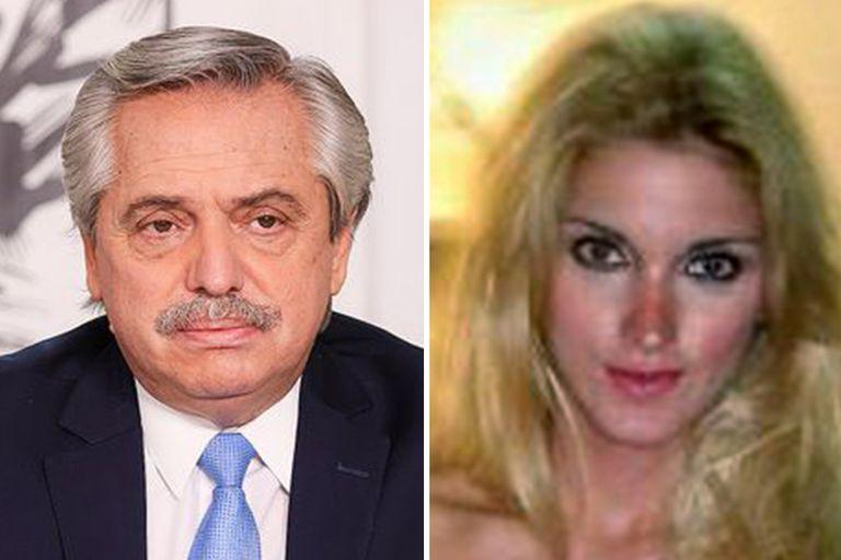 Denuncian a Alberto Fernández y a la modelo Sofía Pacchi por incumplir las medidas de aislamiento