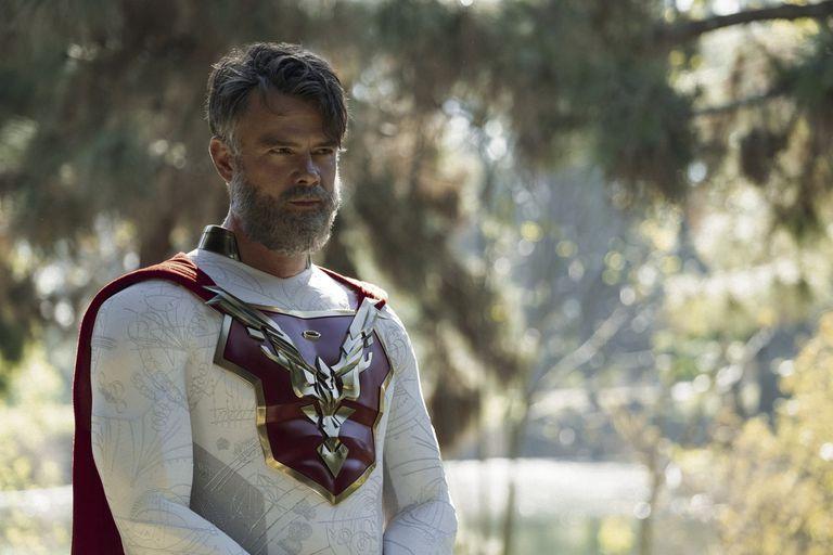 Josh Duhamel, el superhéroe en conflicto de El legado de júpiter