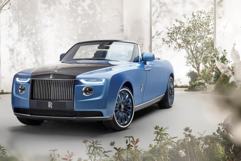 Rolls-Royce fabricó el coche más caro del mundo para tres clientes  exclusivos - LA NACION