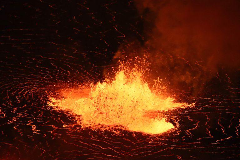 Uno de los volcanes más activos del planeta entró en erupción