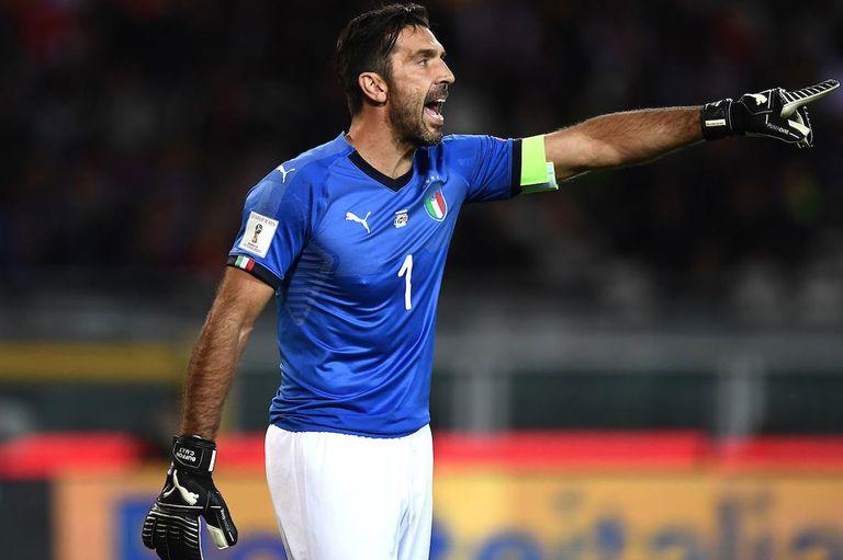La lista de Italia contra la Argentina: con Buffón y dos delanteros de 20 años