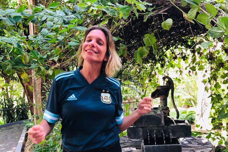 Ángela Lerena, tendencia en las redes por un tuit sobre Roland Garros