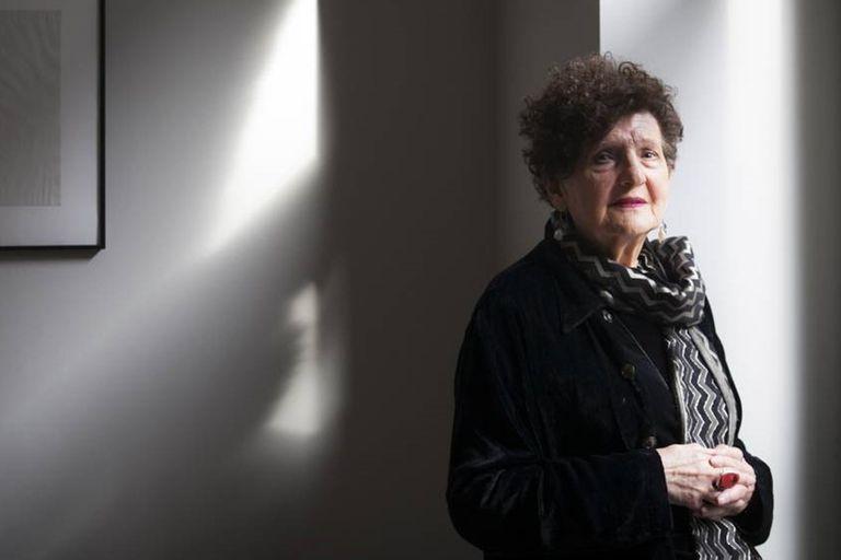 """A los 90 años, la escritora mexicana Margo Glantz reflexiona sobre la pandemia, habla de su último libro (""""El texto encuentra un cuerpo""""), de ser feminista y del lenguaje inclusivo"""