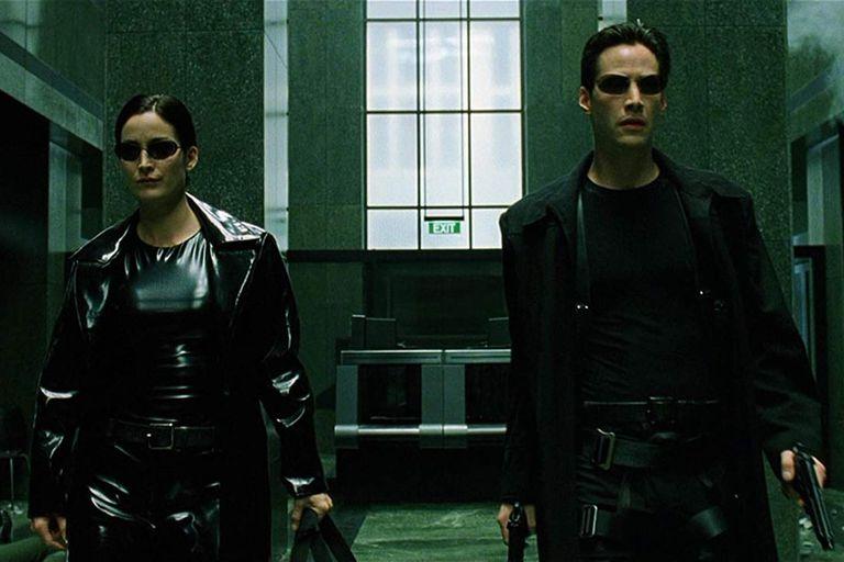Neo y Trinity