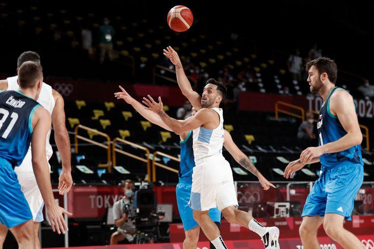 Cuándo juega la selección argentina de básquet: días, horarios y TV