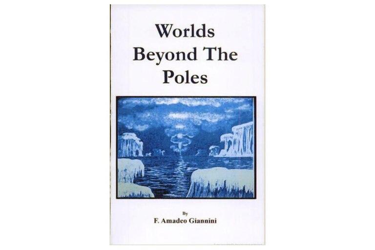 La tapa de World Beyond The Poles (El mundo más allá de los polos), de F. Amadeo Giannini
