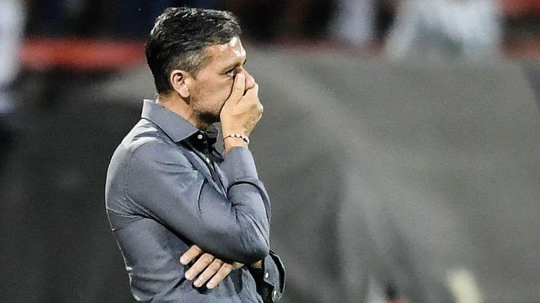Nelson Vivas renunció tras la derrota ante Pacífico