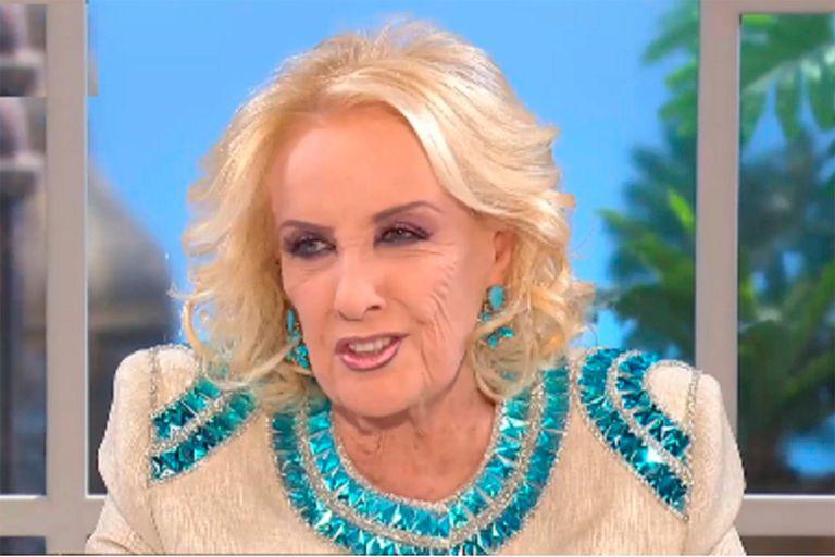 Mirtha Legrand le dijo a María del Cerro qué le pareció su homenaje en ShowMatch