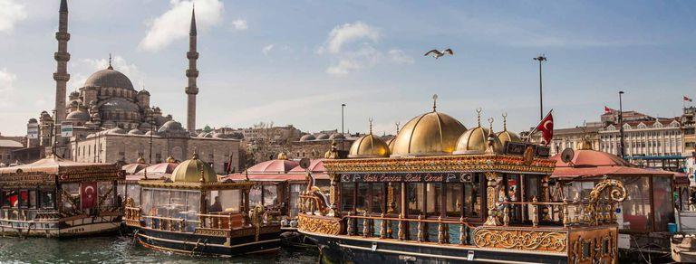 Viaje a Estambul, entre Europa y Asia: umbral de dos mundos