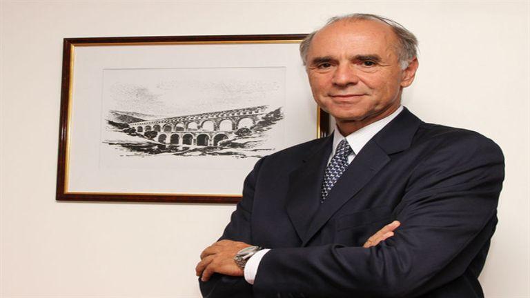 Juan Chediack, titular de la Cámara Argentina de la Construcción