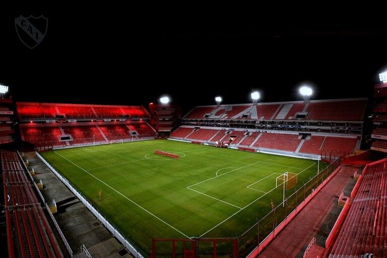 River será local por primera vez en el estadio de Independiente