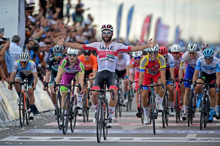 Vuelta de San Juan: Gaviria aceleró a fondo y se sacó una espina