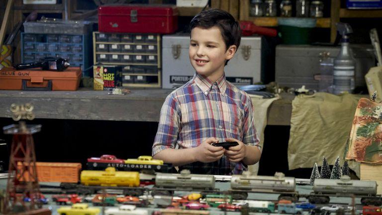 Young Sheldon tuvo un auspicioso preestreno