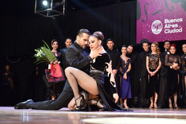 El baile de los ganadores