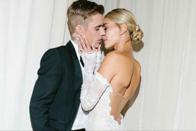 Justin Bieber lanzó un video musical junto a su esposa, Hailey Baldwin