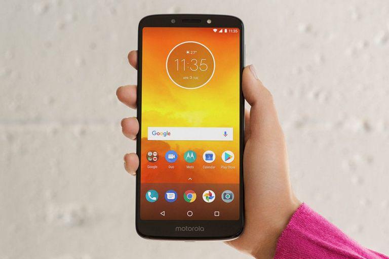 El Motorola Moto E5 es uno de los modelos que estarán presentes de forma oficial en el mercado argentino junto al Moto E5 Plus