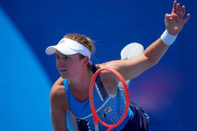 Podoroska dio un paso por el que el tenis argentino tuvo que esperar 25 años