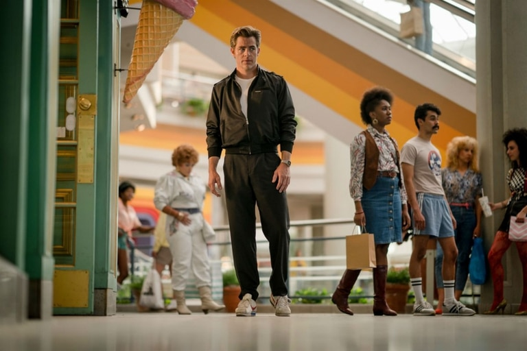 Chris Pine retomará su personaje en la secuela de Mujer Maravilla