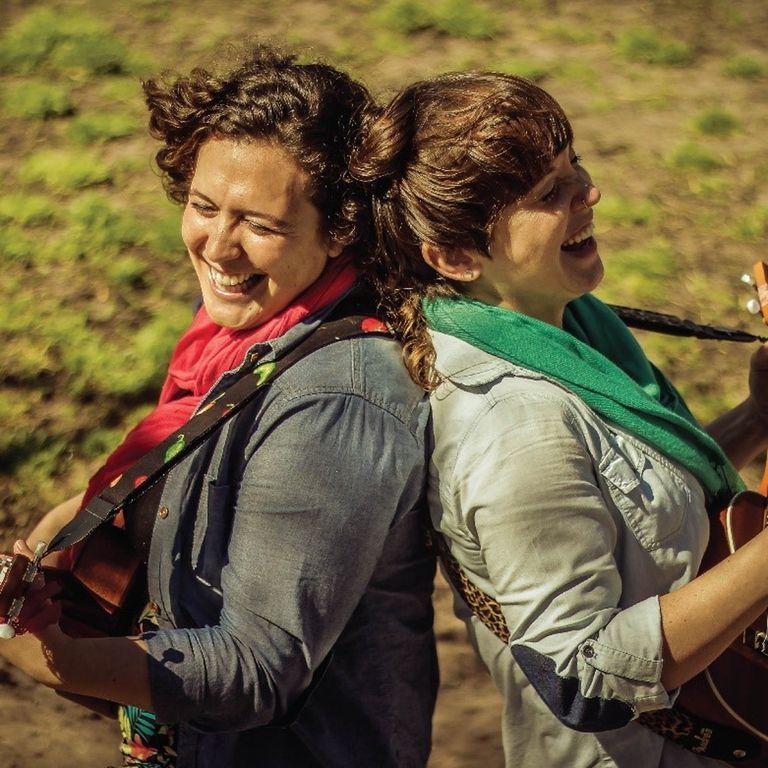 Las Magdalenas como parte del festival federal del Momusi