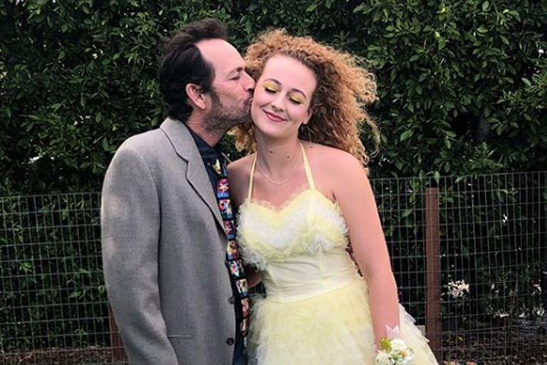 A tres meses de la muerte del actor, su hija Sophie le dedicó un sentido posteo en las redes sociales