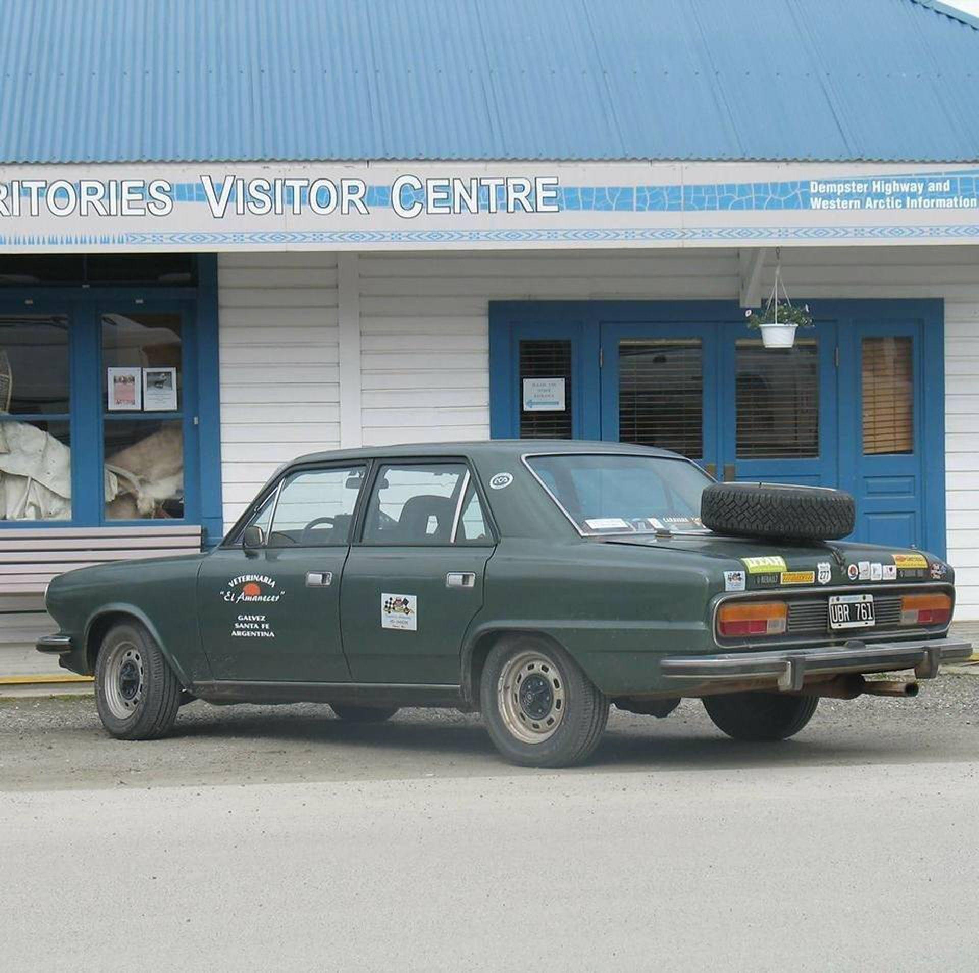 En Dawson City, Yukón, Canadá. (Foto: RTB)