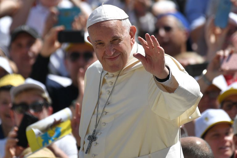 """En un mensaje, el Papa llamó a los jóvenes cubanos a ser """"buenos patriotas"""""""