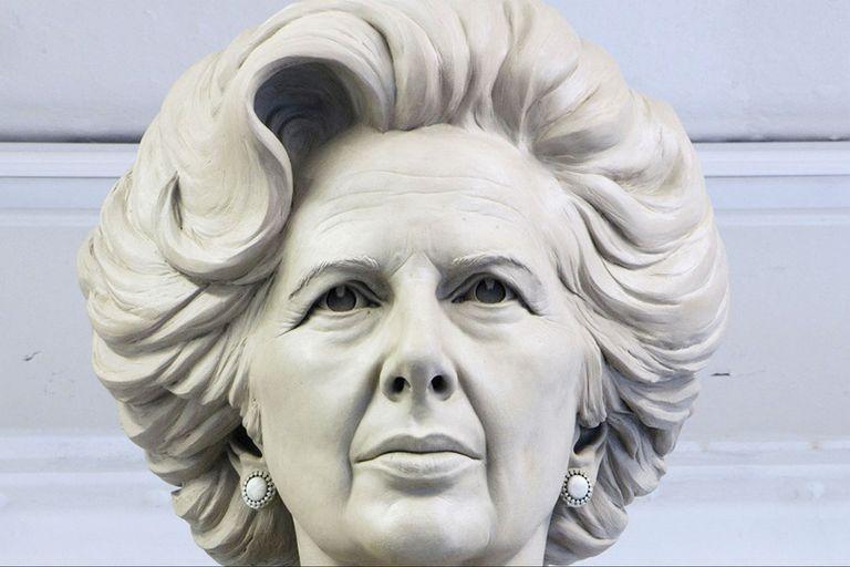 Encuentran un lugar para la estatua de Thatcher en su ciudad natal