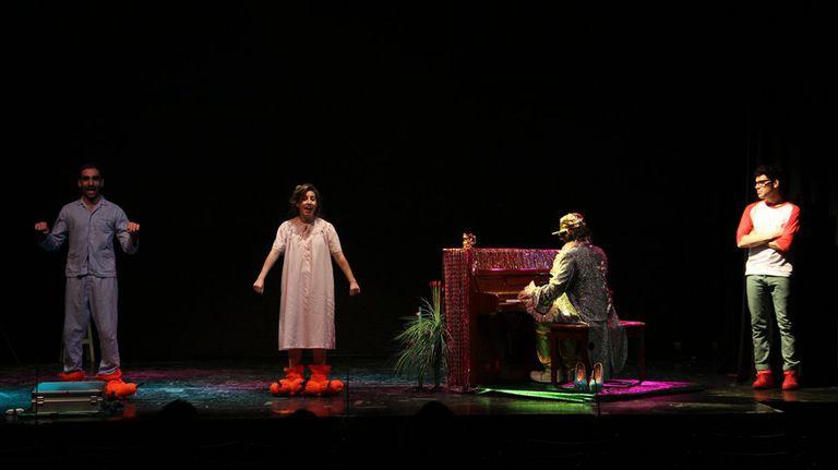 El vestido de mamá, la propuesta de Gustavo Tarrío para todos los públicos