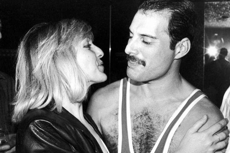 Mary Austin, la mujer que heredó la fortuna de Freddie Mercury