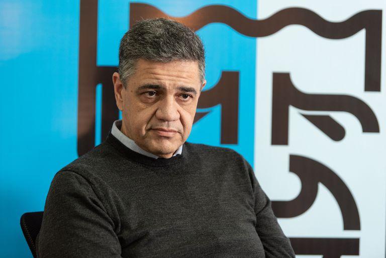 Entrevista con Jorge Macri, en Vicente López