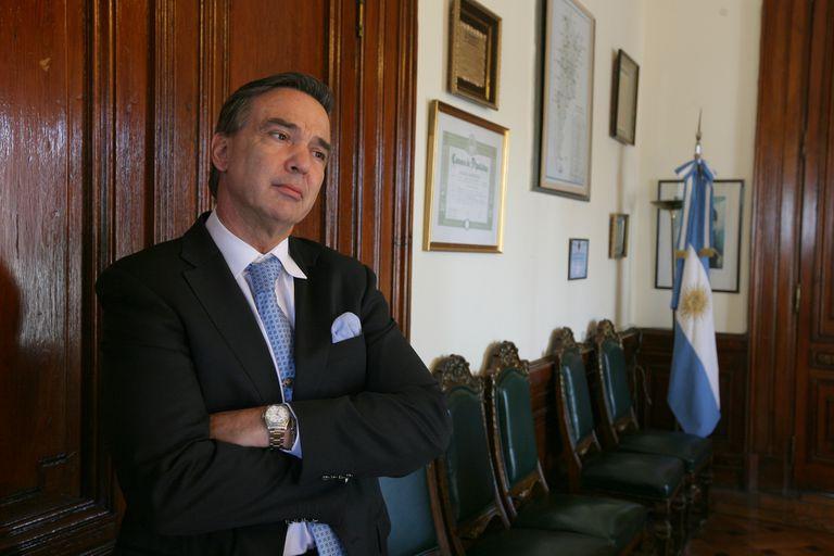 La vida política de Miguel Angel Pichetto