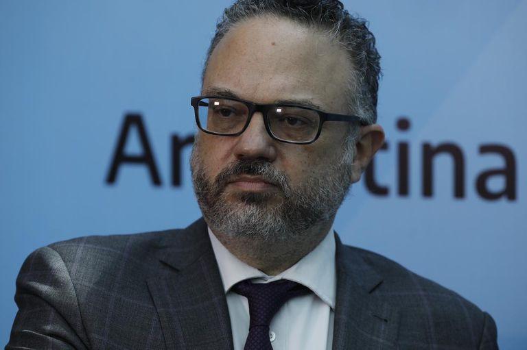 El ministro de Desarrollo Productivo Matías Kulfas. Su cartera negocia con la industria frigorífica