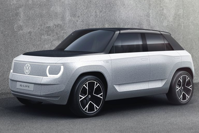 Volkswagen ID-Life. El futuro próximo de los autos chicos y populares, según la marca alemana