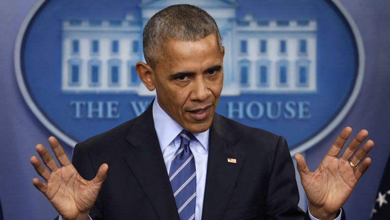 Duras medidas de Obama
