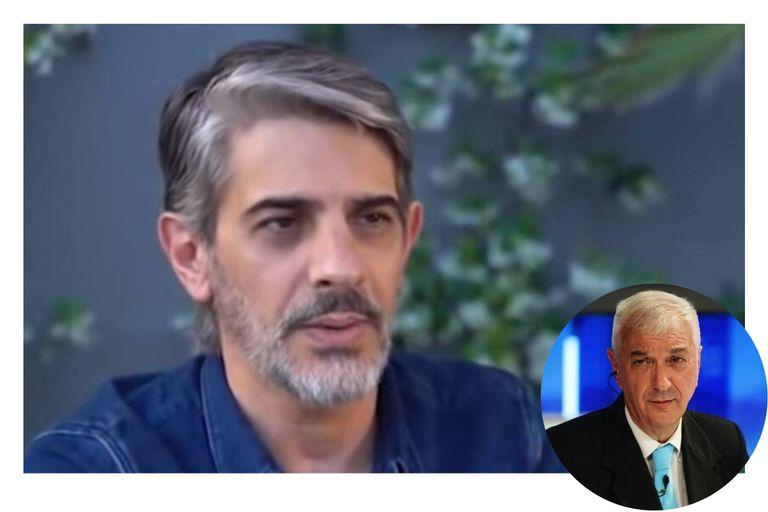 Pablo Echarri despidió Mauro Viale tras años de disputas personales