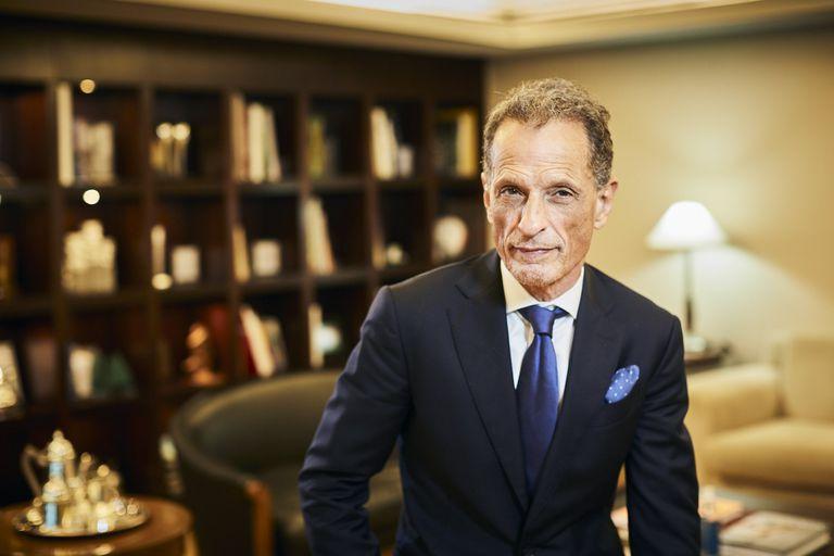 Claudio Belocopitt, CEO de Swiss Medical y presidente de UAS