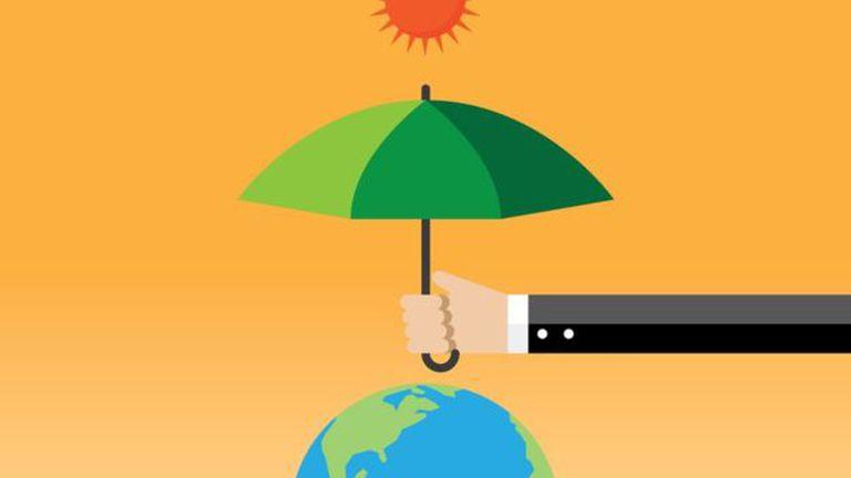 Los expertos quieren crear un escudo que proteja a la Tierra de los rayos del sol.