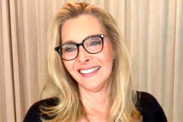 Lisa Kudrow contó cuál fue su momento favorito del especial de reencuentro de Friends
