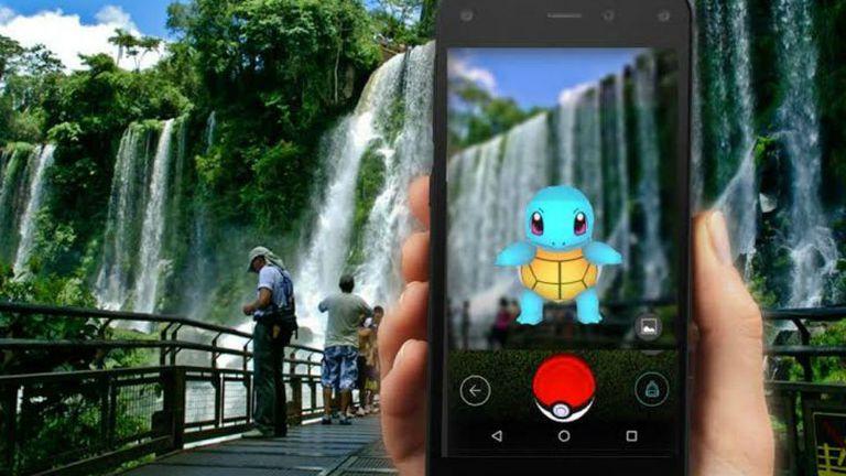 Solicitan que las Cataratas del Iguazú sean zona libre de Pokémon Go