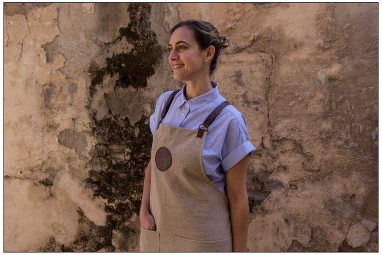 """Nardelli es cocinera, trabaja en España y asesora restaurantes en todo el mundo; fue elegida """"chef del futuro"""" en 2011"""