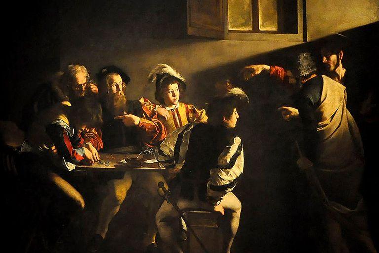 Cómo mirar un cuadro de Caravaggio según la lección magistral del Papa Francisco