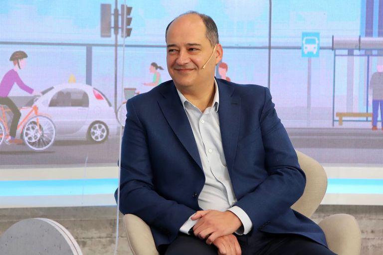 Diego Guaita, CEO de San Cristóbal