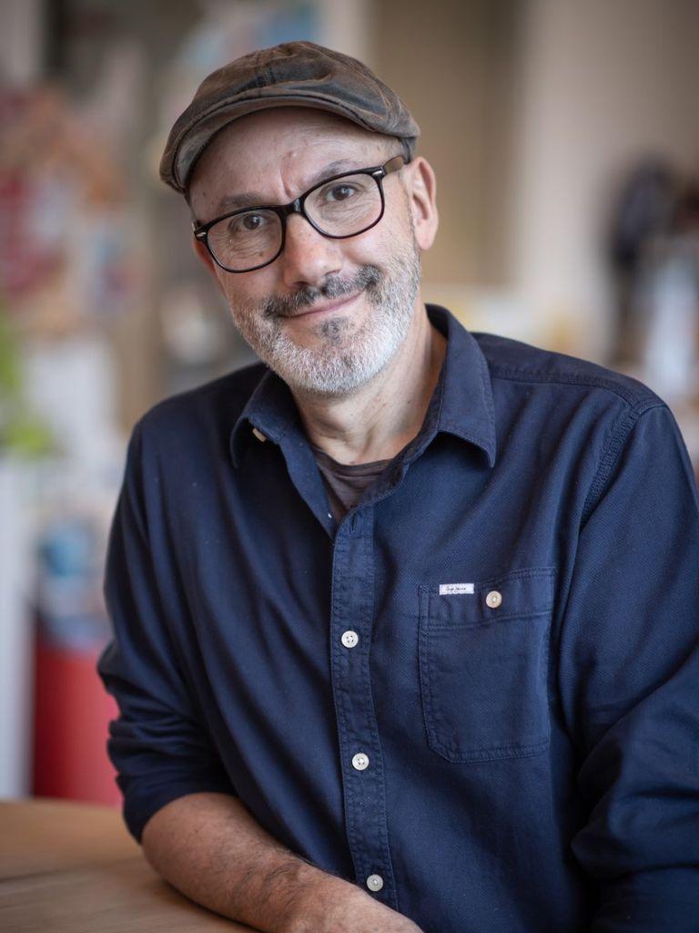 """Jean Yves Ferri, el guionista del nuevo tándem a la cabeza de """"Astérix"""""""