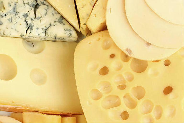 ¿Será mejor ser vegetariano y comer mucho queso?