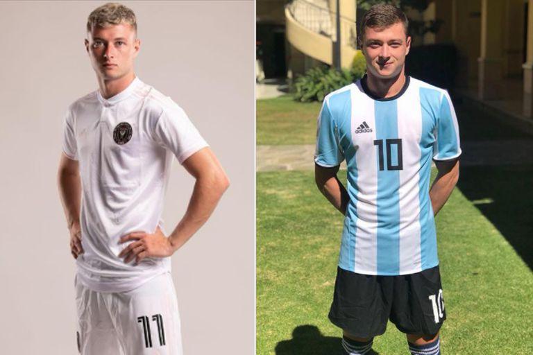 Matías Pellegrini, el futbolista de 21 años señalado como el nuevo amor de Luciana Salazar