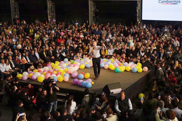 Son las donaciones que obtuvo el partido de Mauricio Macri durante 2017, por fuera de la campaña electoral; el campo, el gran aportante